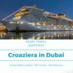 Croaziera pe Orientul Mijlociu de la 547 euro !!!