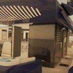 Новая яхта на электроприводе от судоверфи SolarImpact Yacht AG